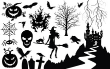 Halloween Collection. Set Of S...