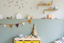 Cute Modern Child's Room