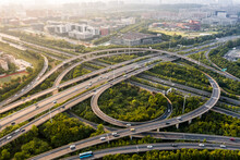 Top View Over The Highway, Exp...
