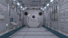 Flythrough NASA International ...