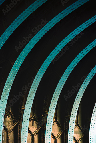 Tower Bridge Arch Abstract - 369105929