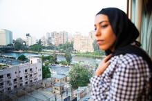 Overlooking Cairo