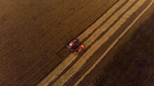 Agricultural Machines Harvesti...