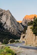 Road To Mount Whitney
