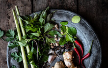 Asian Ingredients - Herbs And ...