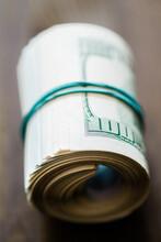Cash In Closeup