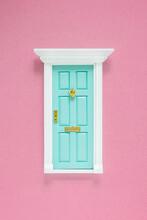 Cute Wooden Door