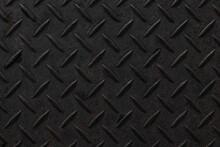 Black Diamond Plate Texture An...