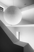 Stairwell And Pendant
