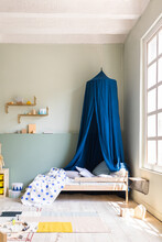 Cild's Bedroom In Scandinavian...