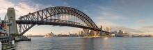 Sunrise Over Sydney Harbor Bri...