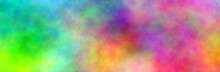 Abstract Blurred Gradient Mesh...