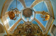 Interior Of The Church Of St. ...