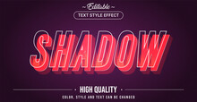 Editable Text Style Effect - S...