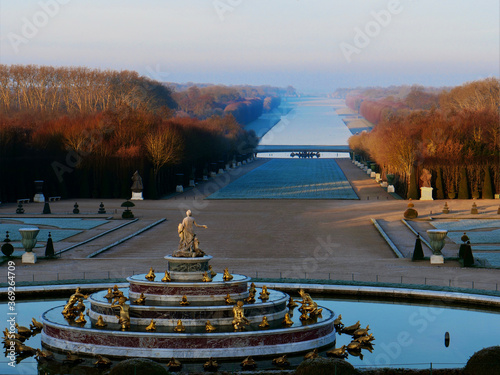 Photo Jardins de Versailles