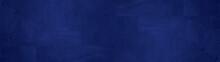 Dark Abstract Blue Black Paint...