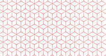 Seamless Geometric Pattern Vec...