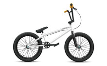 BMX Bicycle Mockup - Right Side View
