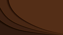 Background Brown Abstract Layers.