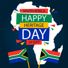Heritage Day Of  South Africa ...
