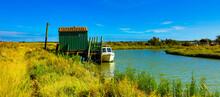 Fishing Hut And Canal- Beautif...