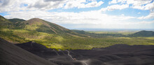Panoramic View From The Peak O...