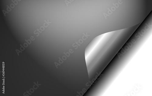 Fotografia turn over page sheet edge