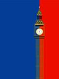Fototapeta Big Ben - big ben clock tower