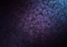 Dark Purple Vector Template Wi...