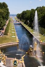 Each Guest Peterhof Tends To ...