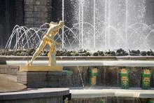 "Fountain ""Fighter"" Grand Casc..."