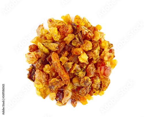 Obraz na plátně Myrrh Medicinal and Aroma Resin Gum