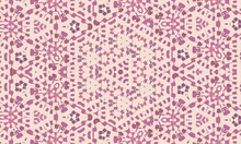 Abstract Purple Kaleidoscope Patterned Background