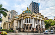 Theatro Municipal, An Opera Ho...
