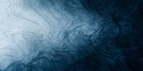 Abstract watercolor paint background dark blue color grunge texture for background, banner