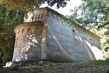 Chapelle Romane San Quilico à Cambia, Corse