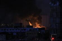 Beirut Destruction After The T...