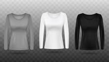 Grey, White And Black Women's ...