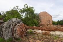 Wat Ma Hae Yong, Ayutthaya, Thailand