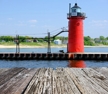 South Haven Lighthouse, Built ...