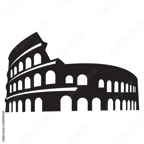 Photo colosseum in rome italy