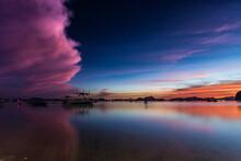 Ora Blu A El Nido, Isola Di Palawan, Filippine