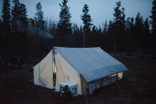 Hunting Camp Tent