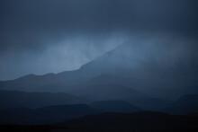 Rains Over Utah