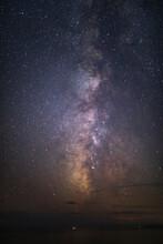 Milky Way Galaxy Night Sky