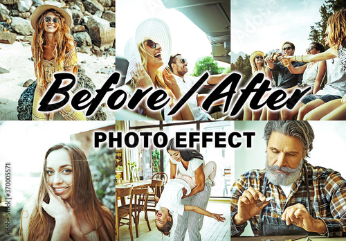 Obraz Adjustment Photo Effect - fototapety do salonu