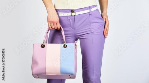Fotografija versatile handbag colors