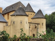 Bourglinster Entrance Towers