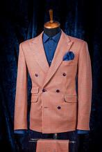 Men's Business Suit On Mannequ...