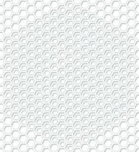 Honeycomb Papercut Style Layer...